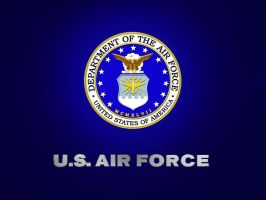 US Air Force by Chrippy