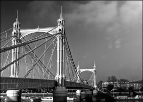 Albert Bridge 1 by thegreatmisto