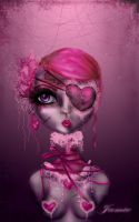 .::Damaged Love::. by MissJamieBrown