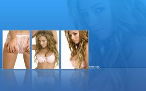 Keeley Hazell by tidyboyuk