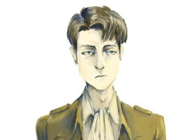 Levi Is Such A Babe Wow by flickawhite