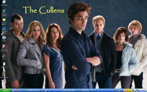 The Official Cullens 2 by minako55nz