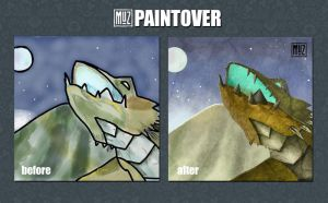 019 paintover by muzski