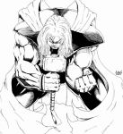 Thunder God by DW-DeathWisH