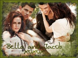 Bella+Jacob - 2 by Sateenkaarie