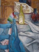 Painting 1 Still Life by Cerpin23