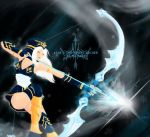 Ashe the frost archer by Mayaneku