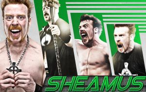 Sheamus Wallpaper by findmyart