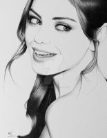 Mila Kunis by FromPencil2Paper