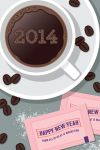 2014 Coffee Gift Tag by SaraChristensen