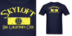 LOZ Skyloft Bug Collector's Club Shirt by Enlightenup23