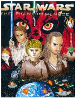 Star Wars Episode I The Phantom Menace first pic by simpsonsquire