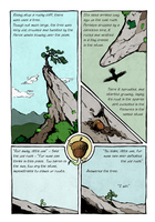 The Stubborn Tree, page I by ILoveKnives