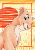 Nala-ACEO by Faerytale-Wings