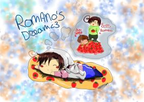 Romano's dream by Mayu-96