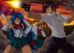 Full Metal Panic! by ANGO76