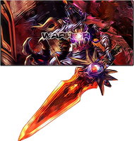 Warrior Transparent Signature by TheArgon