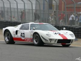 GT-40 II by Atmosphotography