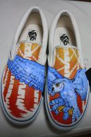 Owl Vans by methodmonkey