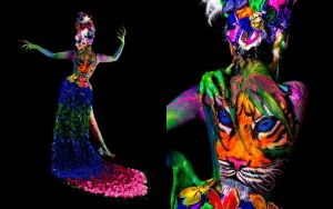 Irish Bodypainting Competition 2015 by Deirdre-J