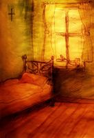 In the tenement at Miodowa 6/4 by elicenia