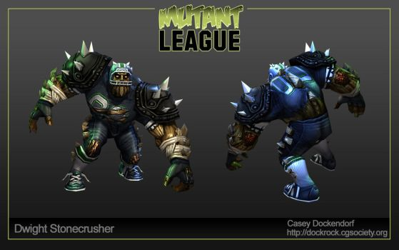 Mutant league Challenge by CaseyD2K