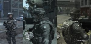 GTA IV G.I.G.N. mw3 my beta vercion by michaelvr4
