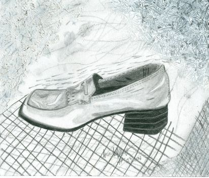 my pretty red shoe by meike-linden