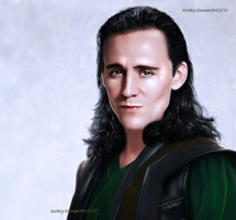 Loki - The Dark World XXIII by AdmiralDeMoy
