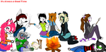 Collab:. It`s Always A Good Time by Alu12