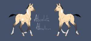 Absolute Absolem #217 Sold by Lone-Onyx-Stardust