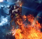 Dark Rebirth by TriZiana