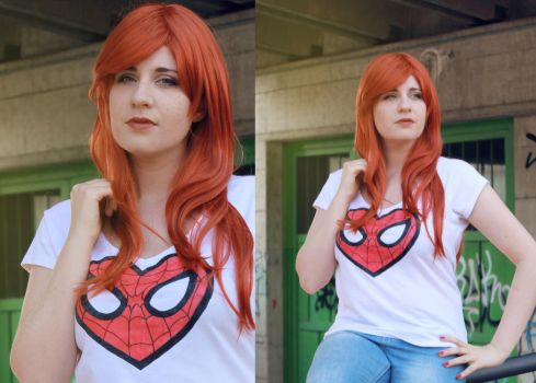 Mary Jane Watson 02 by Aires89