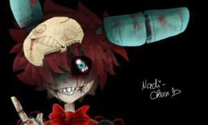 [Colors!3D] Fnaf!Cry by Nadi-Chan