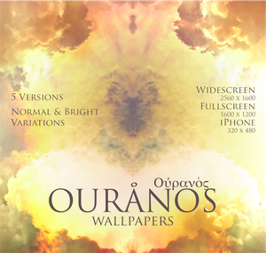 OURANOS Wallpaper Pack