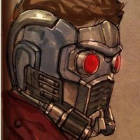 Star Lord by lizuowei0