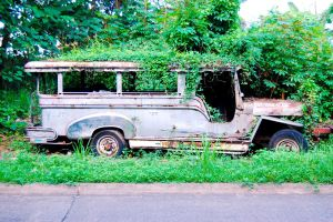 Aging Jeep by ARTCELO