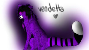Vendetta ..She's not mine.. by Skailak