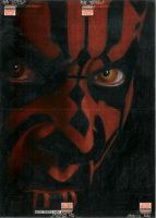 SWGV Maul puzzle by jenchuan