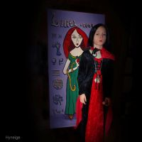 Lilith, la confrerie. by hyneige