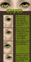 A Very Quick Eye Tutorial by Lise-E