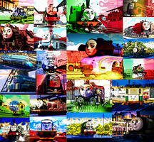 TGR Collage by Cj-The-Creator