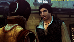 Assassin's Creed II - Smile, My Love by josetemg