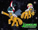 Changeling Space Program by TexasUberAlles