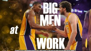Big Men at Work by KobeWanKenobi