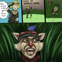 Teemo by Aselleus