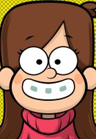 Mabel Pines by Thuddleston