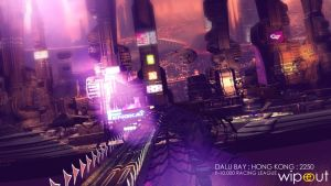 WIPEOUT 2250: Dalu Bay by fran444