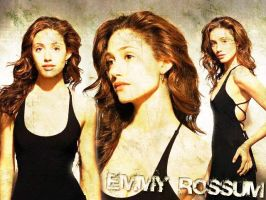 Emmy Rossum by fretting