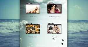[4] Photography Folders by frankmareno